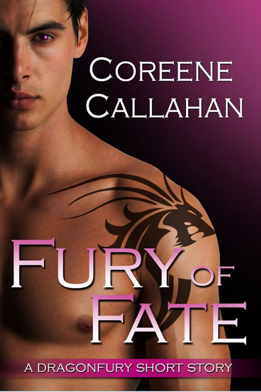 Fury of Fate: A Dragonfury Short Story ( Book 4.5 )